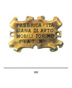 fiat auto - marchio italiano- museo del marchio italiano - brandessere