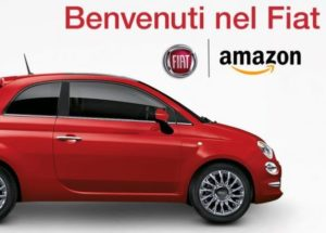 fiat 500- amazon-automobile italiana