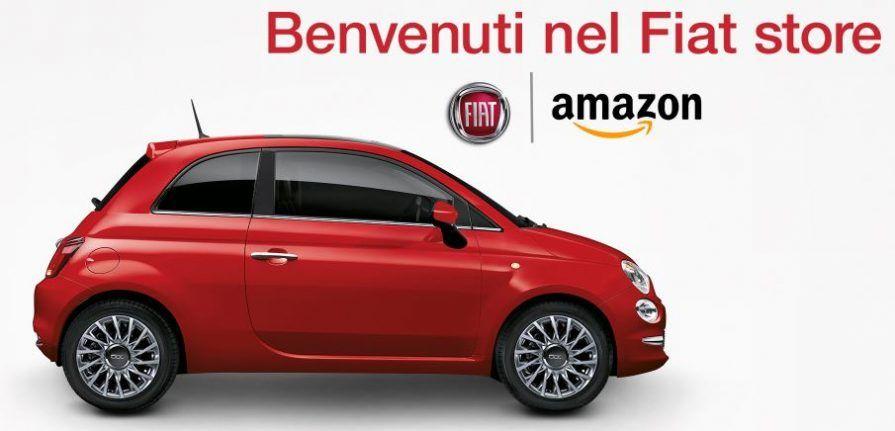 fiat 500- amazon-automobile italiana