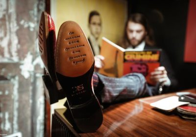 dis design italian shoes - scarpe su misura - alto artigianato