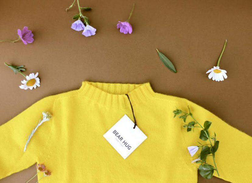 Bear Hug brand italiano - abbigliamento donna - made in italy -brandessere