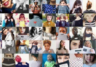 Fashion revolution week - etichetta abbigliamento - moda sostenibile