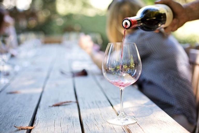 san martino vino novello italia - 11 novembre